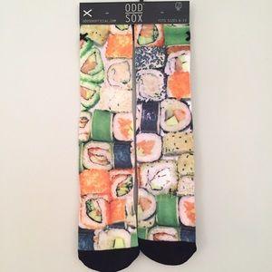 Sushi crew socks